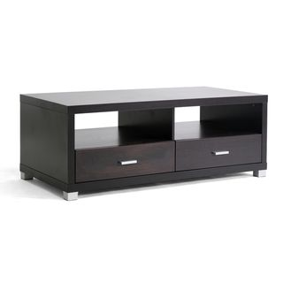 Derwent Modern TV Stand with Drawers | Overstock.com Shopping - Great Deals on Baxton Studio Entertainment Centers