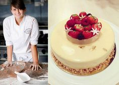 Ana Consulea, expert cofetar, te invata sa faci pas cu pas tortul cu ciocolata alba si capsuni de la MasterChef