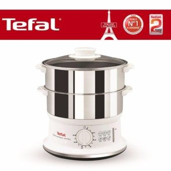 Cheap Shop VC1451 - Tefal Convenient Steamer Stainles SteelOrder in good conditions VC1451 - Tefal Convenient Steamer Stainles Steel Before TE556HAAAQTG5DANMY-57926367 Home Appliances Small Kitchen Appliances Electric Food Steamers Tefal Malaysia VC1451 - Tefal Convenient Steamer Stainles Steel