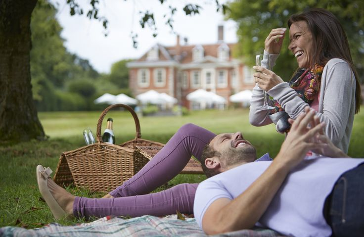 Why not book a picnic?