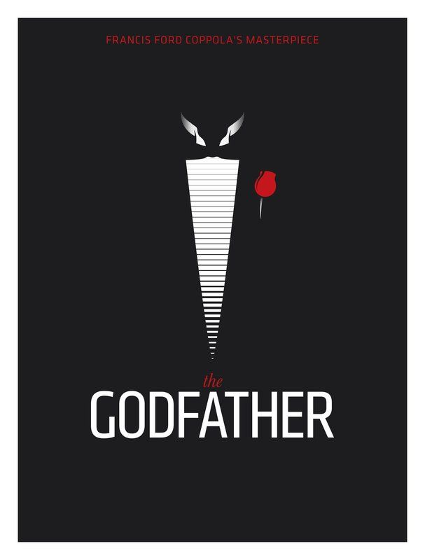 The Godfather Poster - UrbanArts