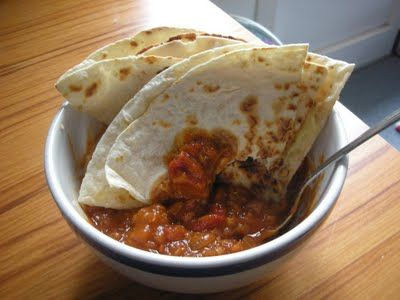 Mexican Spiced Tomato Soup - a recipe for the whole family