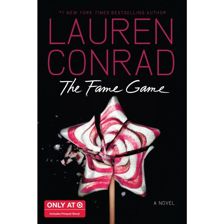 The Fame Game by Lauren Conrad (Target Exclusive)(Hardcover) by Lauren Conrad