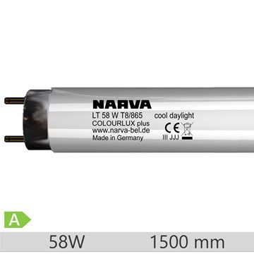 Tub fluorescent Narva T8 58W/865 COLOURLUX plus, 4014501041598