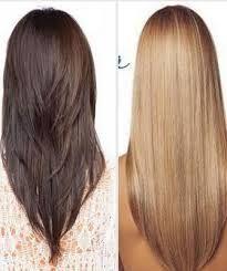 Resultado de imagen para стрижка слоями на длинные волосы