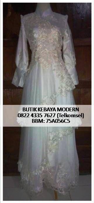 Kami Butik Baju Kebaya Modern melayani penjualan dan pemesanan baju kebaya pengantin modern, gaun kebaya modern, kebaya muslim modern, gaun kebaya, kebaya Wisuda, kebaya akad nikah, kebaya lamaran, kebaya midodareni, kebaya wisuda, kebaya resepsi pernikahan, kebaya seragam keluarga, kebaya kombinasi kain tradisional Indonesia (songket, sarung, tenun, dll). Informasi dan pemesanan hubungi 0822 4335 7627 (Telkomsel)  bbm 75A056C5