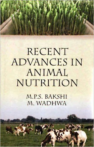 Buy Recent Advances in Animal Nutrition Book Online at Low Prices in India | Recent Advances in Animal Nutrition Reviews & Ratings - Amazon.in