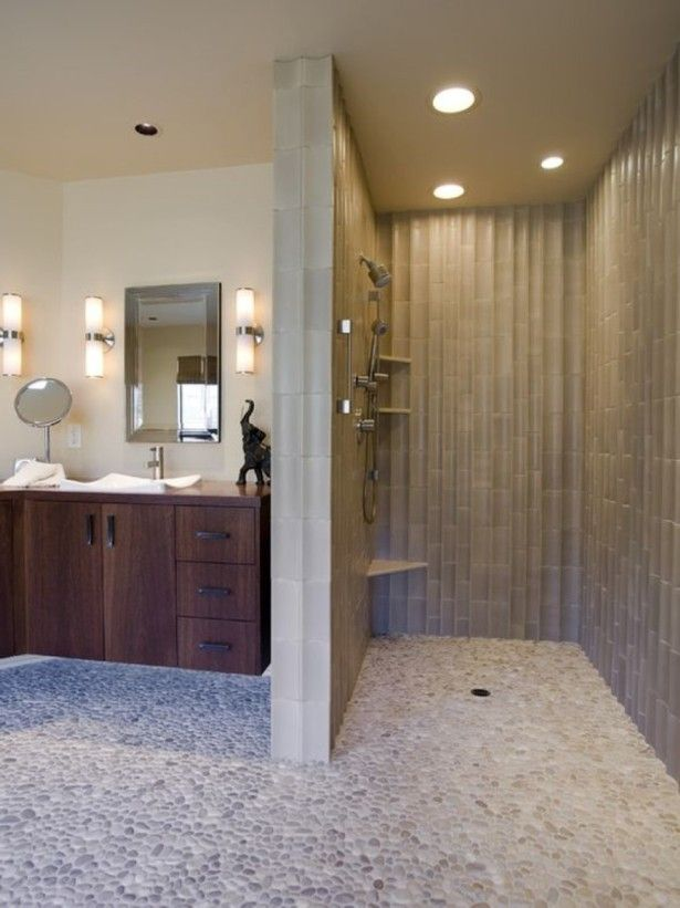 Bathroom Remodel With Walk In Shower shower design ideas for a bathroom remodel | vaulted ceilings