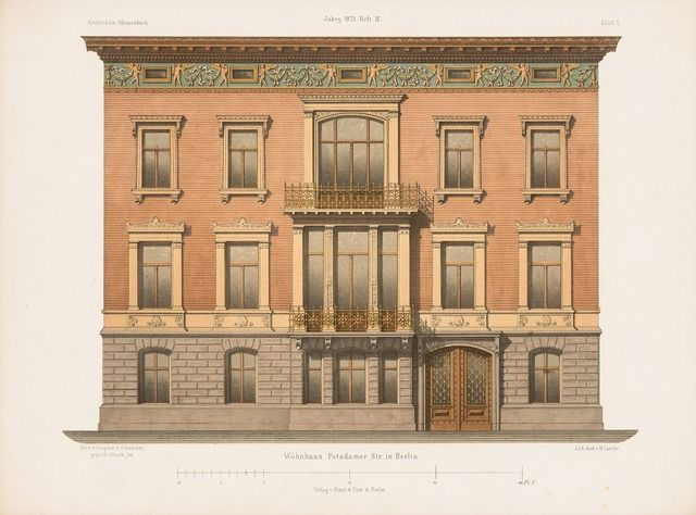 17 Best Images About Architectural Drawings 1 On Pinterest