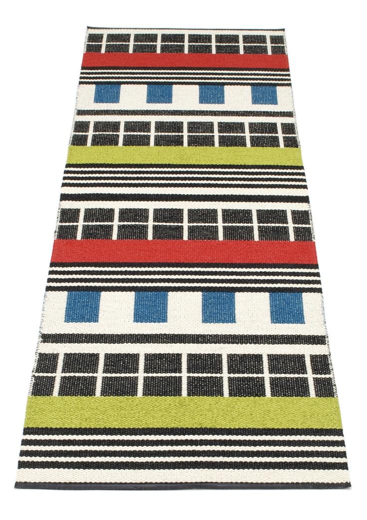 Kunststof karpet James  www.van-zeben.nl