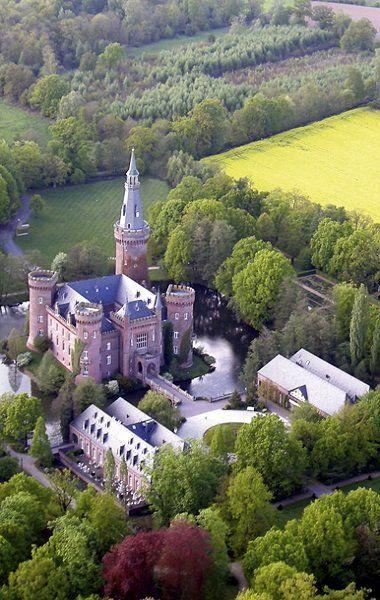 Schloss Moyland, NRW, Deutschland