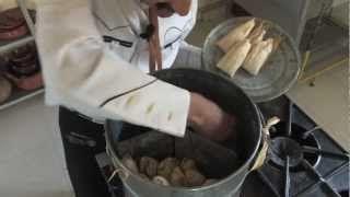 Recetas Mexicanas: Tamales de rajas con queso y salsa verde (Yuri de Gortari) Recetas de Tamal