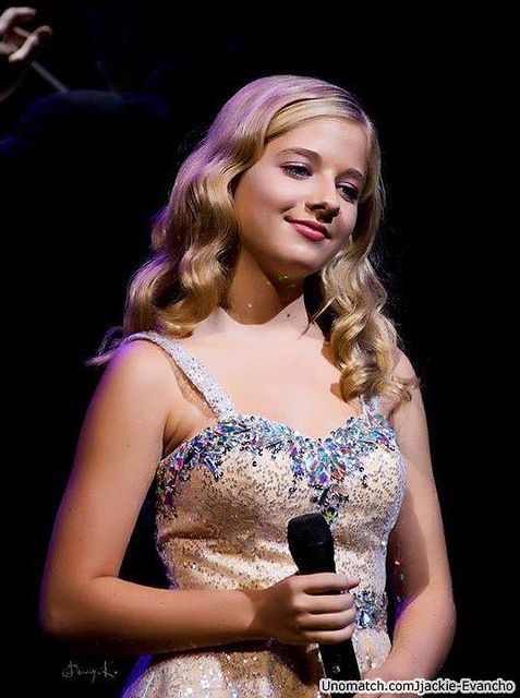 One of Jackie Evancho's hobbies is archery.:
