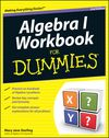 Algebra I Workbook For Dummies, 2nd Edition:Book Information - For Dummies
