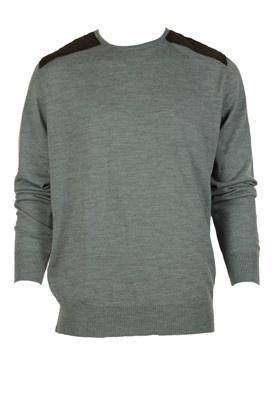 Bluza ZARA Classic Grey