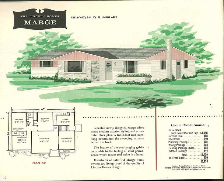 95 best Mid Century (1945-1970) Modern Ranch Home images on ...