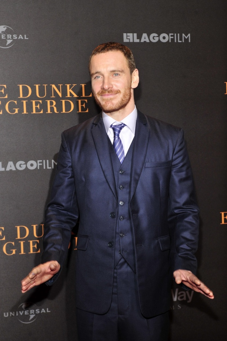 Michael Fassbender Deutsch