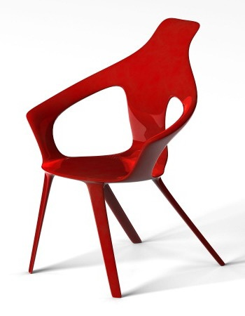 Lapis Chair by Onur Mustak Cobanli