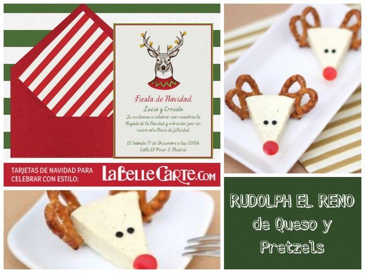 Recetas de Navidad Aperitivos Pretzels Queso Ninos Tarjetas de Navidad LaBelleCarte: http://www.labellecarte.com/tarjetas_virtuales/Felicitaciones_de_Navidad
