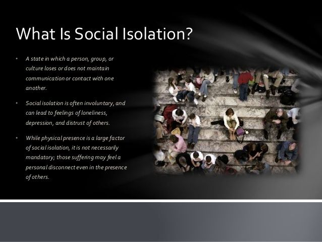 Does Social Media Create Social Isolation or Unity?