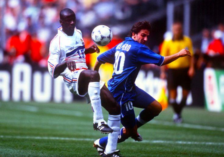 Alessandro Del Piero // 1997/1998 //
