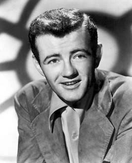 Robert Walker is probably best known for his work in the Hitchcock film 'Strangers on a Train' as well as his work with then wife Jennifer Jones in 'Since You Went Away'. Walker was an incredible performer, who demonstrated incredible versatility in his short career. Walker's career was cut short by his death in 1951 at age 32. Image comes from: http://www.nndb.com/people/827/000079590/