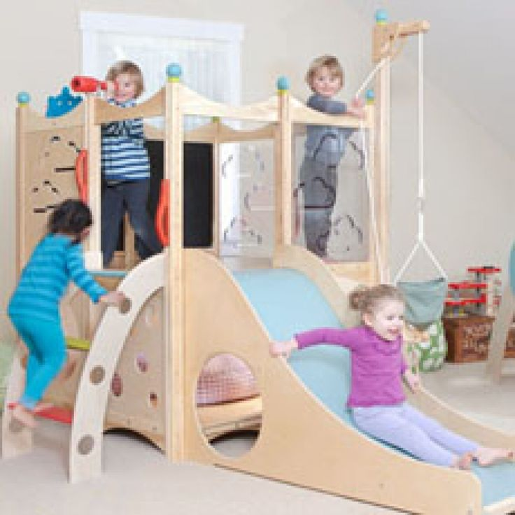 Cedarworks+Indoor+Playsets