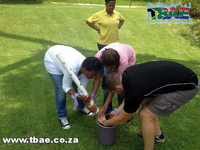 Marsh Corporate Fun Day Team Building Muldersdrift