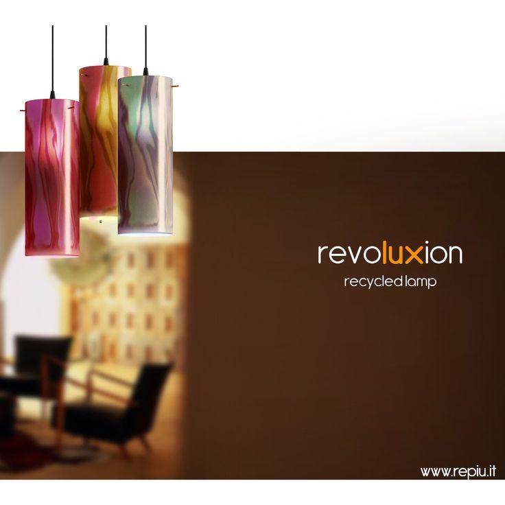 #Sculture #luminose #uniche con #ReVoluxion! www.repiu.it/shop ----  The #unique #light #sculptures with ReVoluxion! www.repiu.it/shop #repiu #illuminare #design #ecofriendly #greenattitude