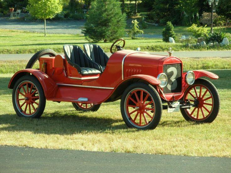 1924 Ford Speedster & 710 best Ford - Cars Pre 1954 images on Pinterest | Vintage cars ... markmcfarlin.com