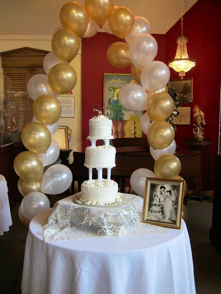 lovely 50 year wedding anniversary party ideas daniel pianetti