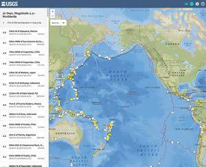 M 5.8 - 259km WNW of Iquitos, Peru https://earthquake.usgs.gov/earthquakes/eventpage/us10008iq5#executive