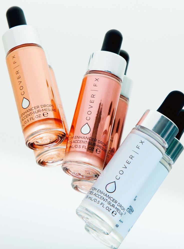 The Liquid Highlighters That'll Brighten Even The Dreariest Day+#refinery29