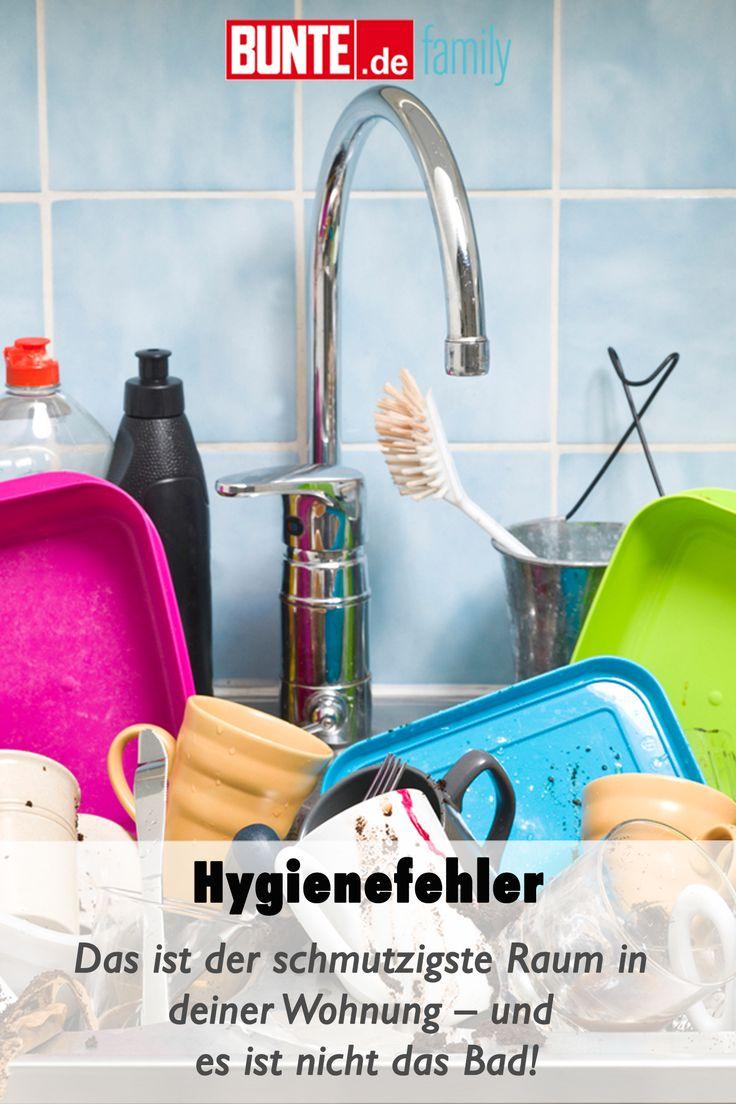 Hygienefehler Das Ist Der Schmutzigste Raum In Deiner Wohnung Und Es Ist Nicht Das Bad Aufraumen Und Putzen Haushalts Tipps Und Tipps