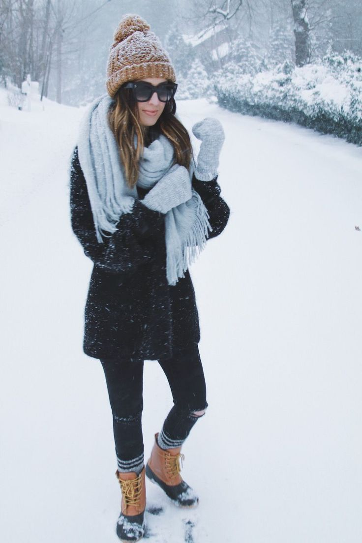 Best 20+ Snow Day Outfit ideas on Pinterest | Cold day