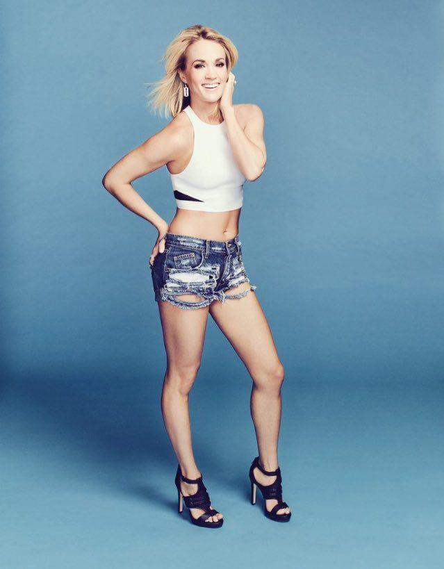 Carrie underwood acm upskirt interview