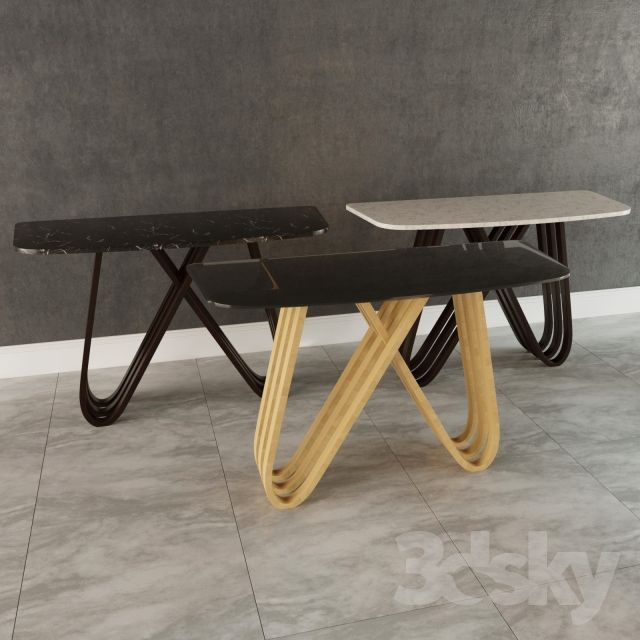 Console table Arpa