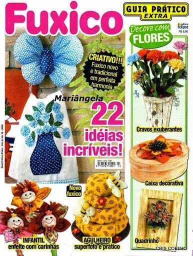 69 Guia prático extra fuxico n. 13 - maria cristina Coelho - Álbuns da web do Picasa