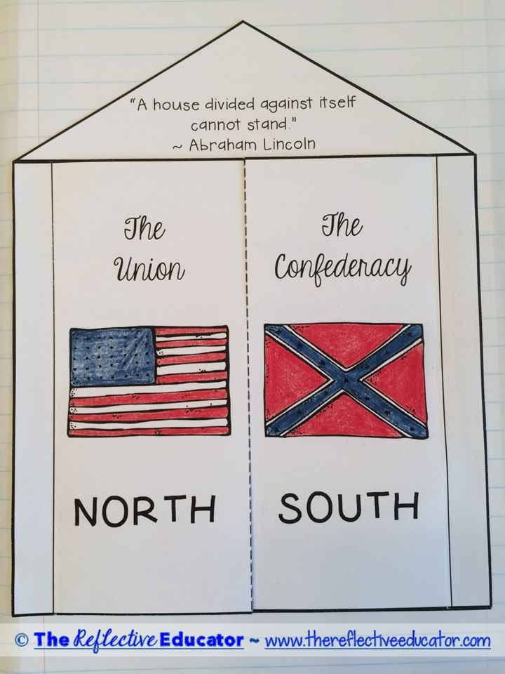 Civil War is a Social Studies unit designed to teach upper elementary students about the many complex topics that contributed to the Civil War. Students read many original informational texts, and color-code these texts to help with comprehension. Several maps and foldables are included throughout the unit. A writing prompt for each lesson within the unit is also included.
