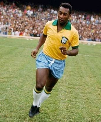 Pele, who played in four Fifa World Cups (1958 - 1962 - 1966 - 1970) with Brazil