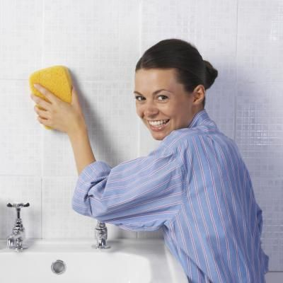 Bleach-Free Mold Removal - this seems to include a lot of seemingly important steps that other vinegar mold removal techniques do not.