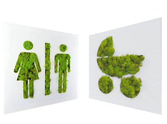 """LinfaDecor è una giovane azienda italiana, con grande esperienza nel mondo delle decorazioni floreali, che propone un'idea insolita, innovativa e """"fresca"""" per l'utilizzo di piante."""