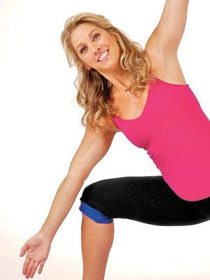 """Say """"Om"""" for a Better Body - Denise Austin's Yoga Workout"""