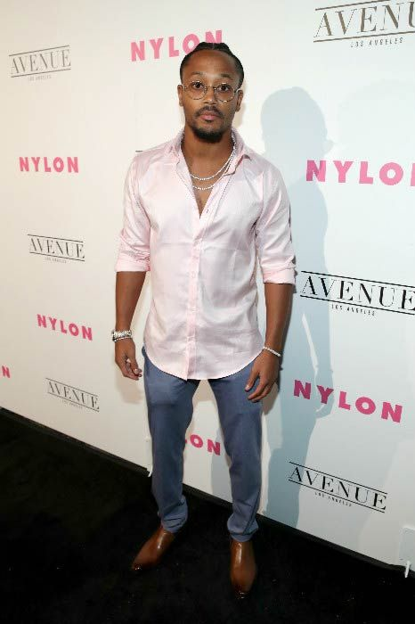 Romeo Miller at the NYLON Young Hollywood Party in May 2017...