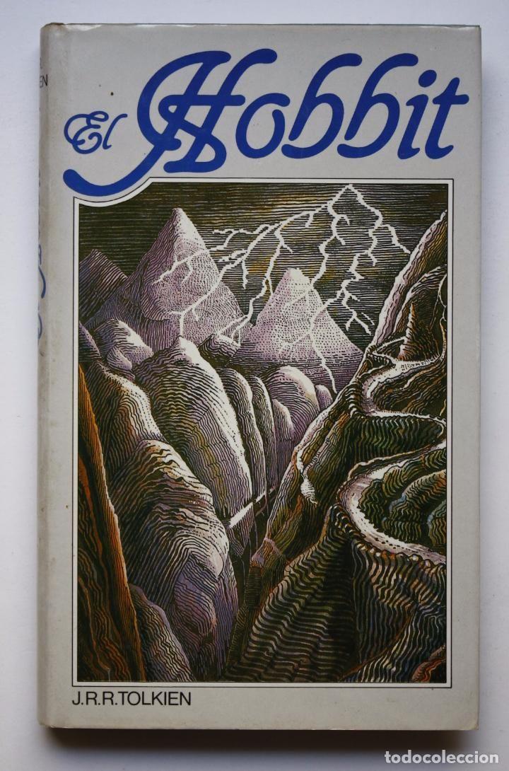 J.R.R. TOLKIEN - EL HOBBIT (Libros de Segunda Mano (posteriores a 1936) - Literatura - Narrativa - Ciencia Ficción y Fantasía)