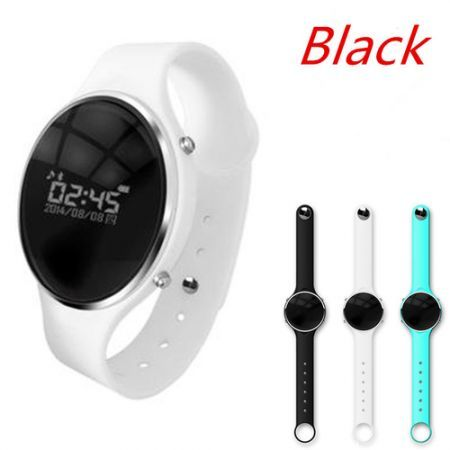 New UU Smart Watch Bluetooth Phone Touch Screen For Samsung LG HTC Sony Android - Black