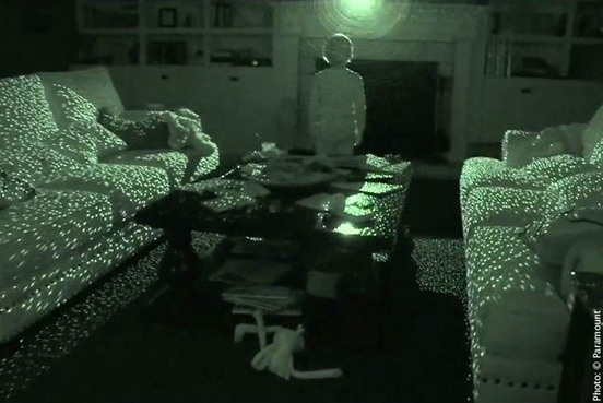 """PARANORMAL ACTIVITY 4"" (Movie Review) - FANGORIA"