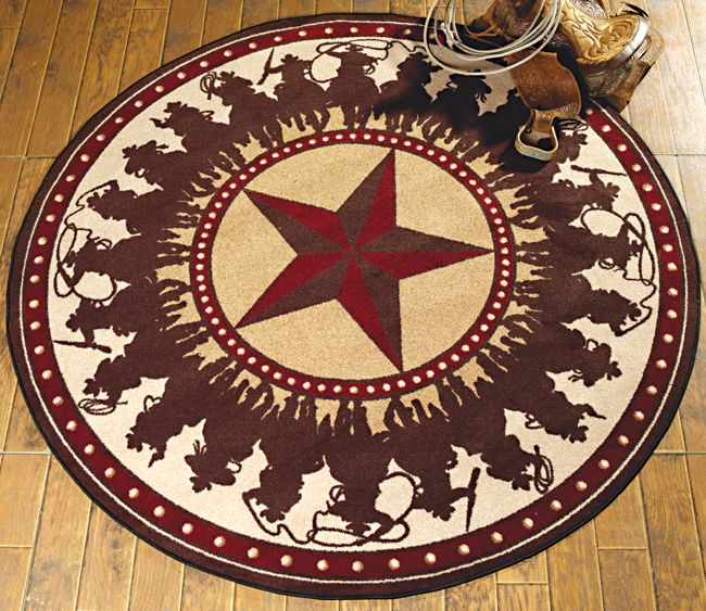 You Can Get Savings As High On Southwest Rugs At Lone Star Western Decor Which Includes The Sheriff S Posse Rug Collection