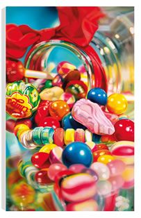 Sweet Temptations by Sarah Graham, Contemporary Painting for sale., Buy-FineArt.com