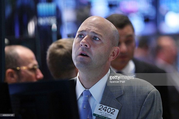 Traders work on the floor of the New York Stock Exchange on September 15, 2015 in New York City. Stocks ended up today with the Dow Jones industrial average finishing the day up over 200 points.